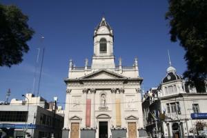 Basílica San José de Flores Fuente GCBA
