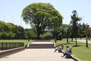 Parque Chacabuco, E. Mitre, Curapaligüe, Av. Eva Perón y Asamblea. Fuente: GCBA.
